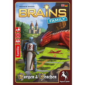 Brains Family - Burgen & Drachen