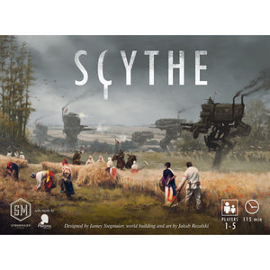 Scythe - Boardway India