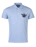 The Ark Cruises - Light Blue Polo
