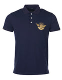The Ark Cruises - Dark Blue Polo