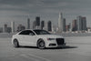 Ibis White Audi S5 on Flow Technik Series FT105