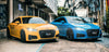 Double Trouble Audi TT & TTS | FT101