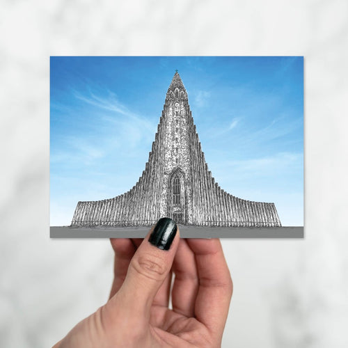 Reykjavik Postcards (set of 3)