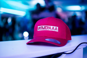 #GWEPAAA Trucker Cap RED