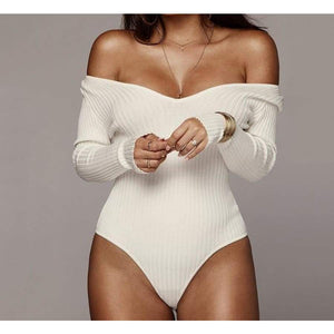 Kacey Bodysuit - Off Shoulder