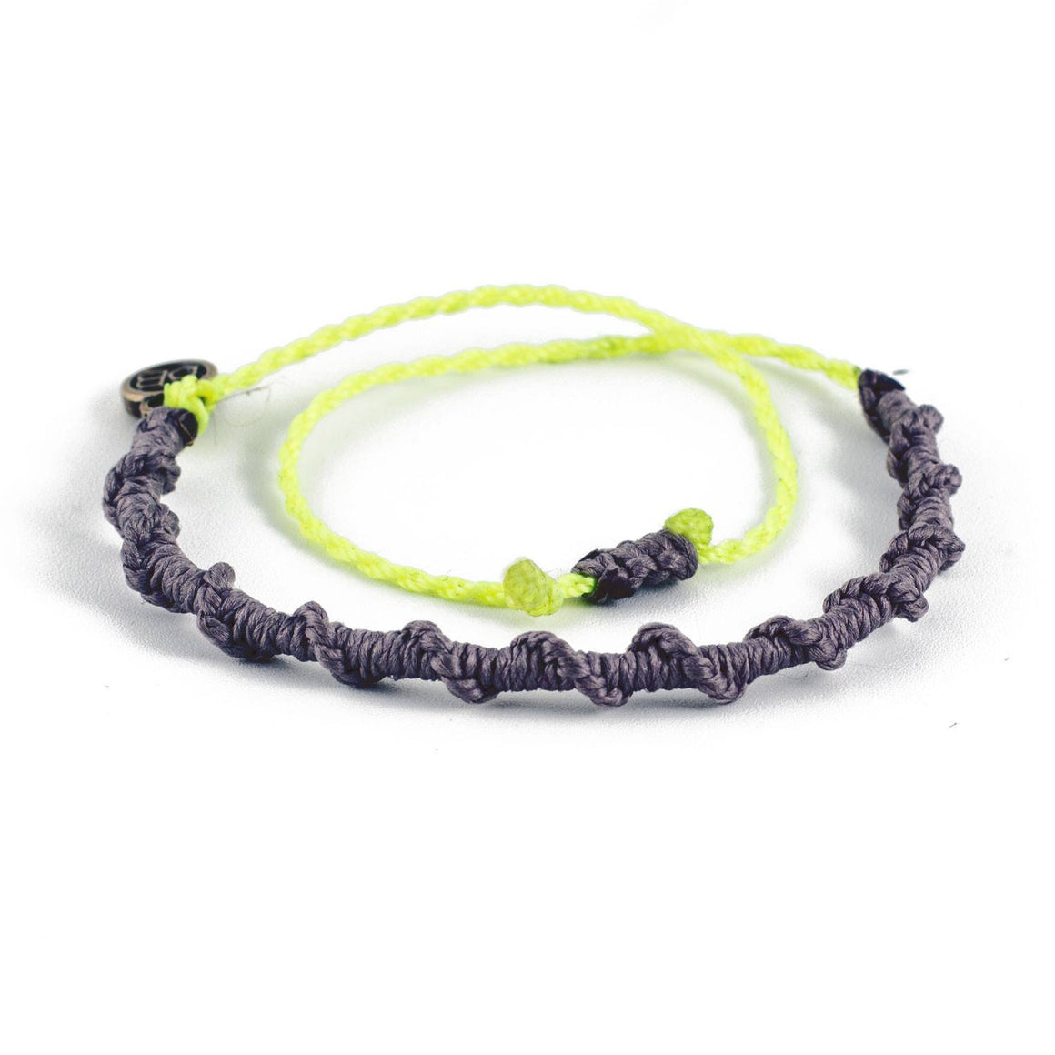 Chullpa Stone Grey tribal bracelets cover
