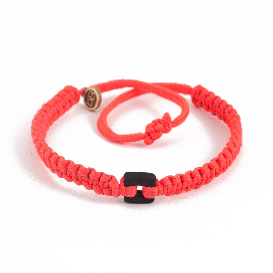 Black Raymi Deep Watermelon bracelets that fight poverty cover