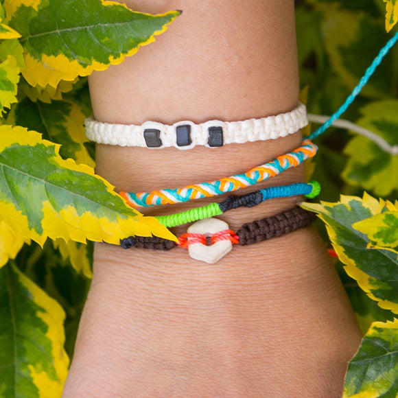 Carnival Blue Cyan Bracelets With A Cause cover