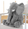 Image of Cute Elephant Plush Toy for Babies - Extra Large size (60cm)