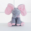 Image of Peek A Boo Elephant Plush Toy