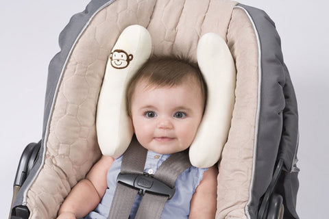Kids' Headrest/Neck Pillow for Car Seats