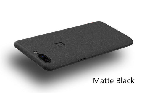 Matte Finish Soft Case for Oneplus 5