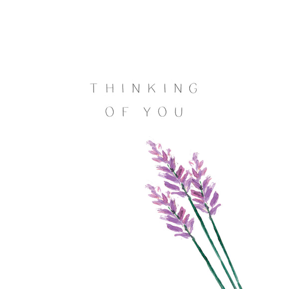 Thinking Of You Lavender Flower