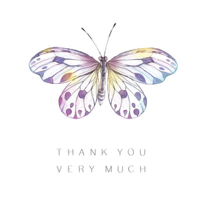 Thank You Very Much Butterfly