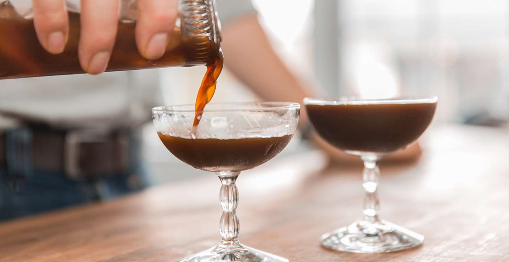 Vitamin Coffee Espresso Martini