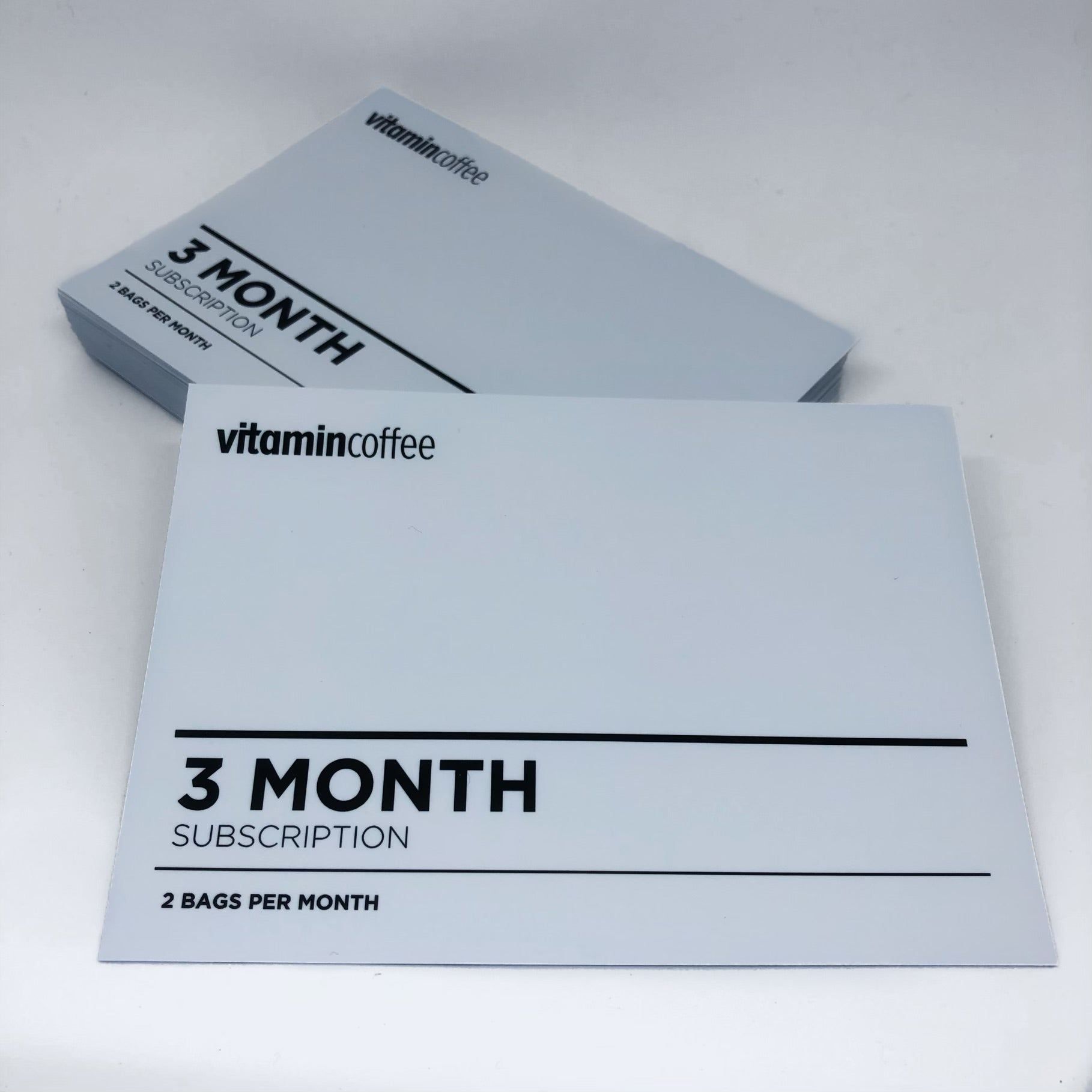 3 Month Subscription Gift Card