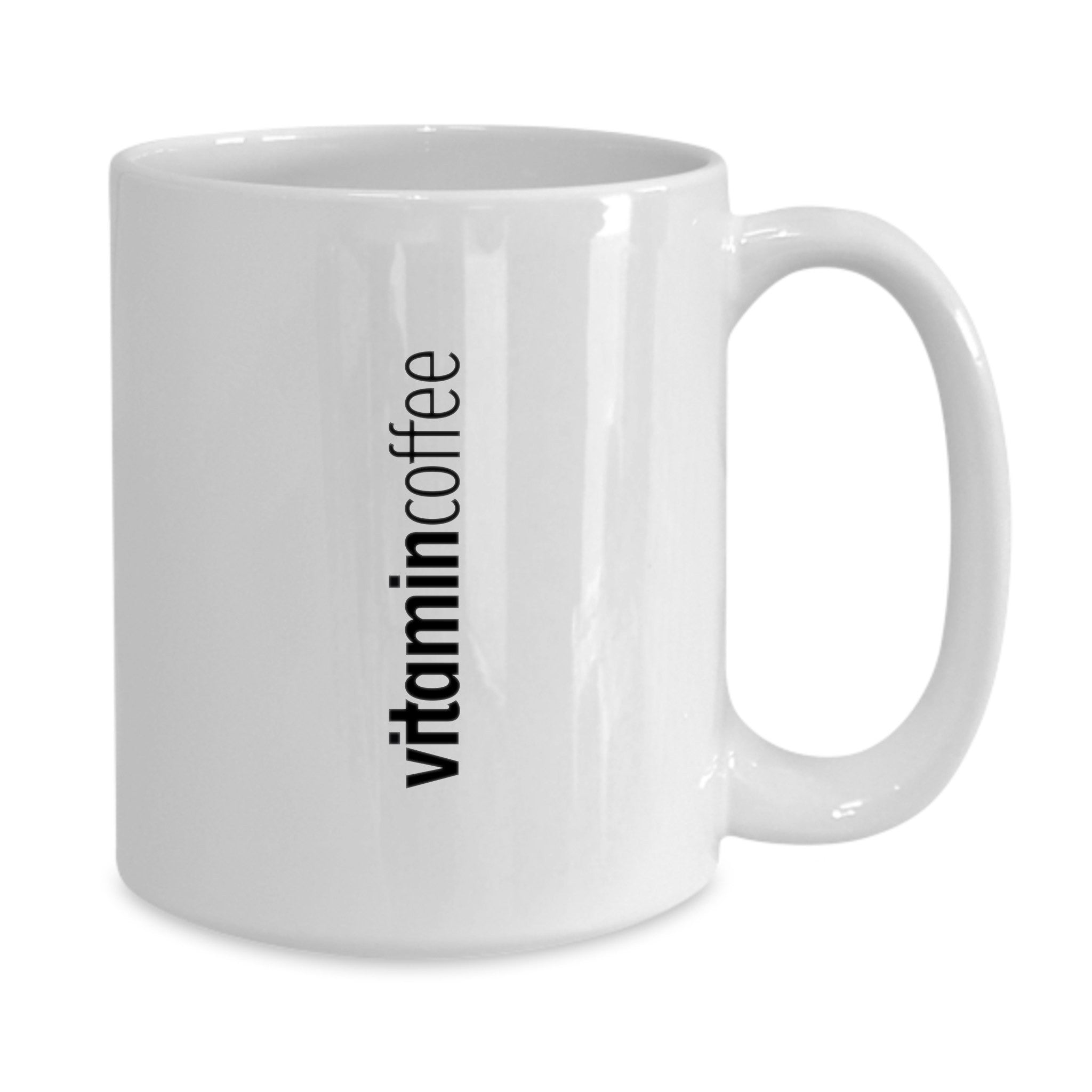 Vitamin Coffee Mug