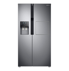 Samsung 547L Stainless steel refrigerator with water dispenser