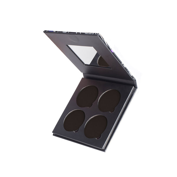 4 Shade Empty Magnetic Palette