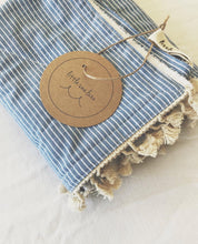 Mini Beach Towel Linen