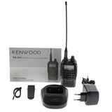 Kenwood TK-UV Dual band Multifunction VHF and UHF radio