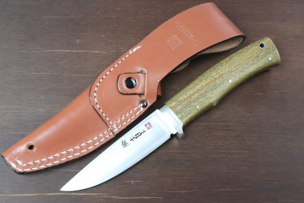 Hattori 傘 SAN Limited Edition SAN-30F Urbane Hunters (Feather Wood Handle)