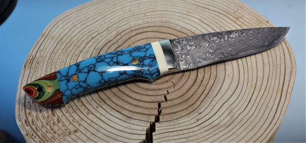 "Mr. Itou  IT-14 Utility Hunter ""Exotic Combo  Handle"""