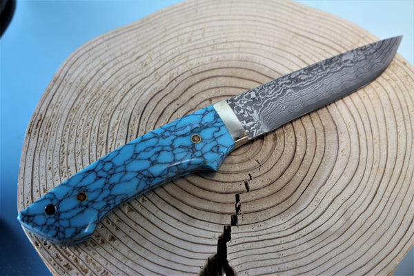 "Mr. Itou  IT-19 Utility Hunter ""Turquoise Handle"""