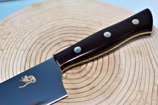 "Toshiyuki Takahashi Custom Kitchen Knife TT-6 ""Gyuto 200mm (7.8 Inch)"