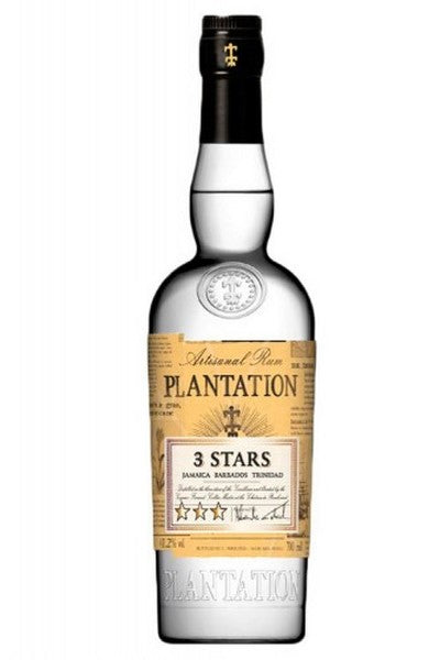 Ron Plantation 3 Star White - utensilioscocteleria