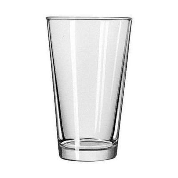 Vaso boston en cristal 475 ml - utensilioscocteleria