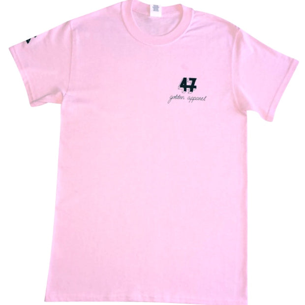 SIGNATURE - Pink - golden47apparel