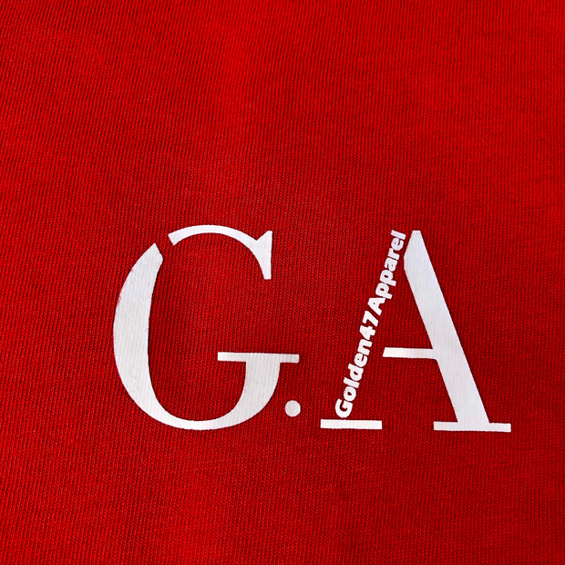 G.A - Red