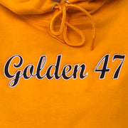 Embroidered - Yellow/Gold - golden47apparel