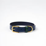 The Mowgli Dog Collar - Navy