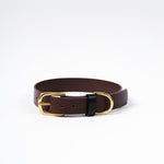 The Mowgli Dog Collar - Brown
