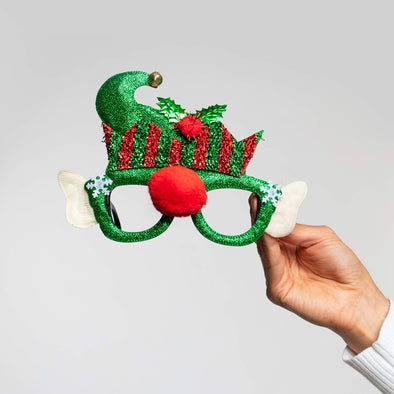 Alvglasögon Accessories SillySanta