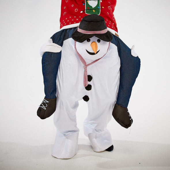 Carry Me Snögubbe Carry Me SillySanta
