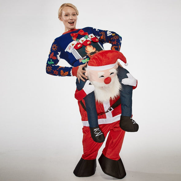 Carry Me Tomten Carry Me SillySanta
