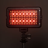 VILTROX RB10 adjustment the brightness and color temperature LED light