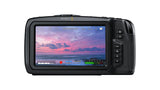 Blackmagic Design Pocket Cinema Camera 4K BACK www.parallellight.com