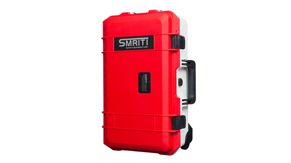Hardcase SMriti S-5129 Color Red-White-Black