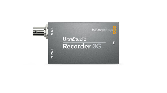 UltraStudio Mini Recorder 3G