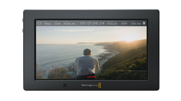 Blackmagic Design Video Assist 4K www.parallellight.com