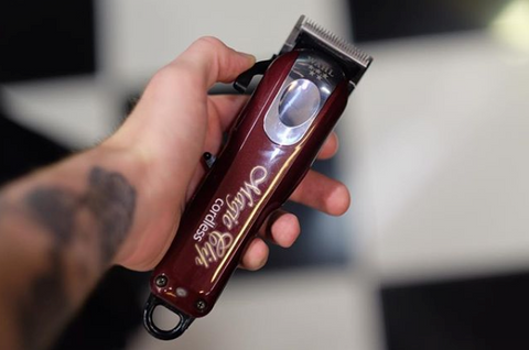 Magic clippers from Wahl clippers