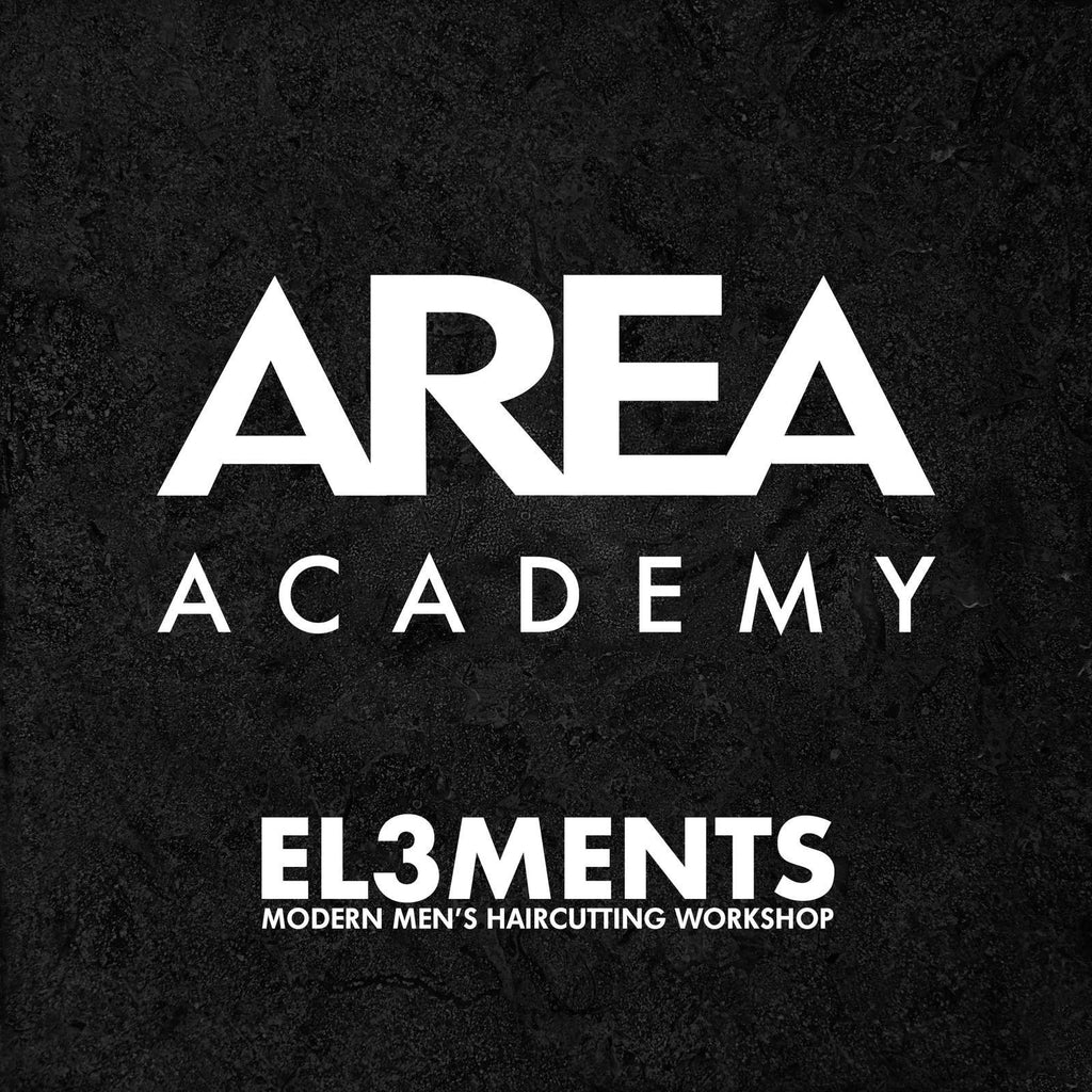 "AREA ACADEMY ""EL3MENTS"" MELBOURNE 1 DAY WORK SHOP"