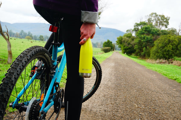 On The Go: Here's How To Travel With Your Water Bottle