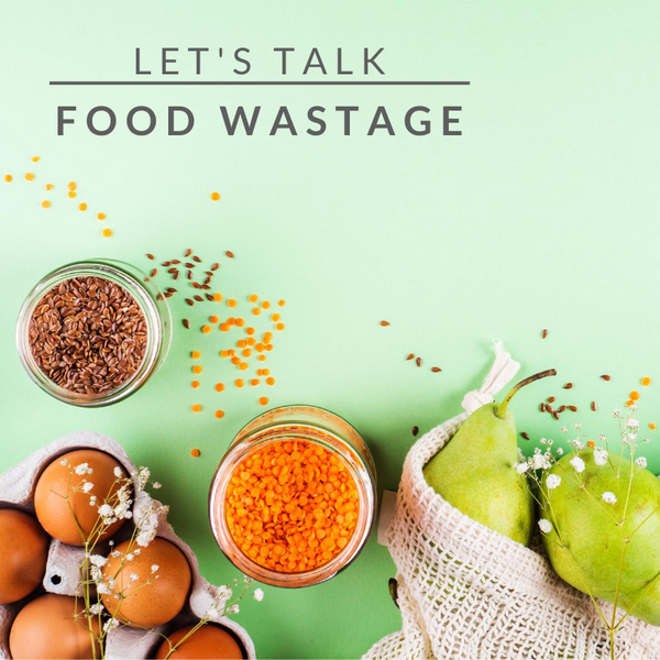 How To Reduce Your Food Waste