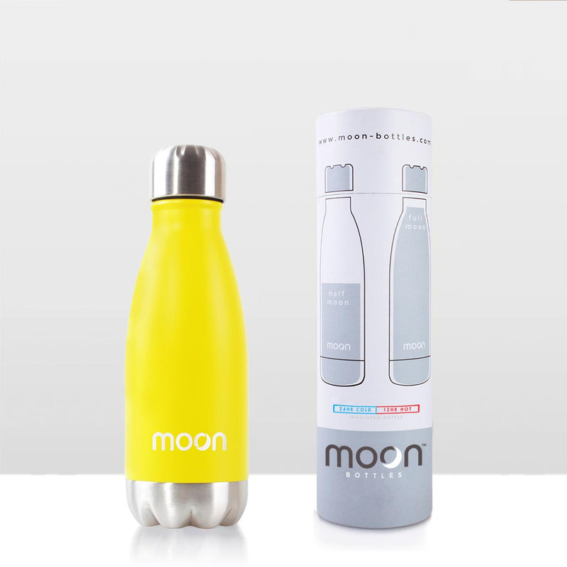 Moon Bottle 250ml - Insulated, Stainless Steel Water Bottles