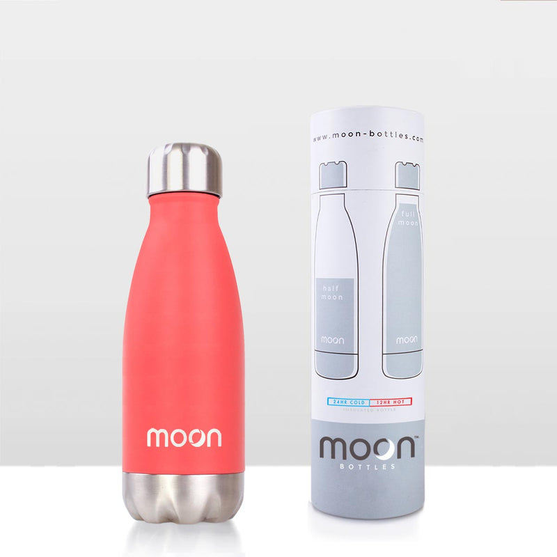 Moon Bottles - Insulated, Stainless Steel Water Bottles